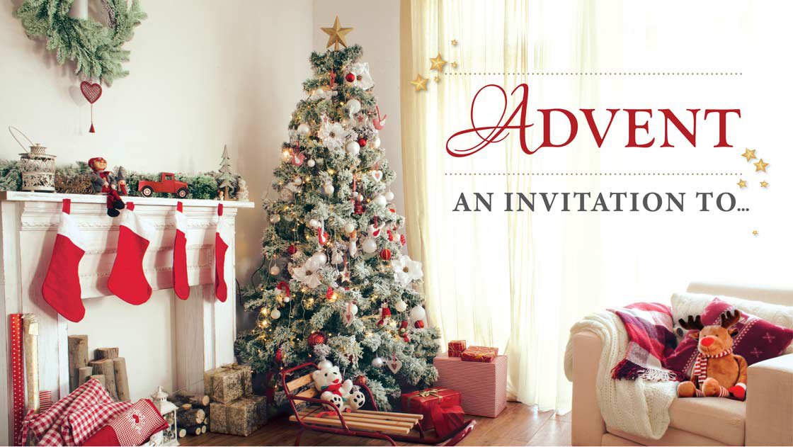 Advent - An Invitation to Christmas