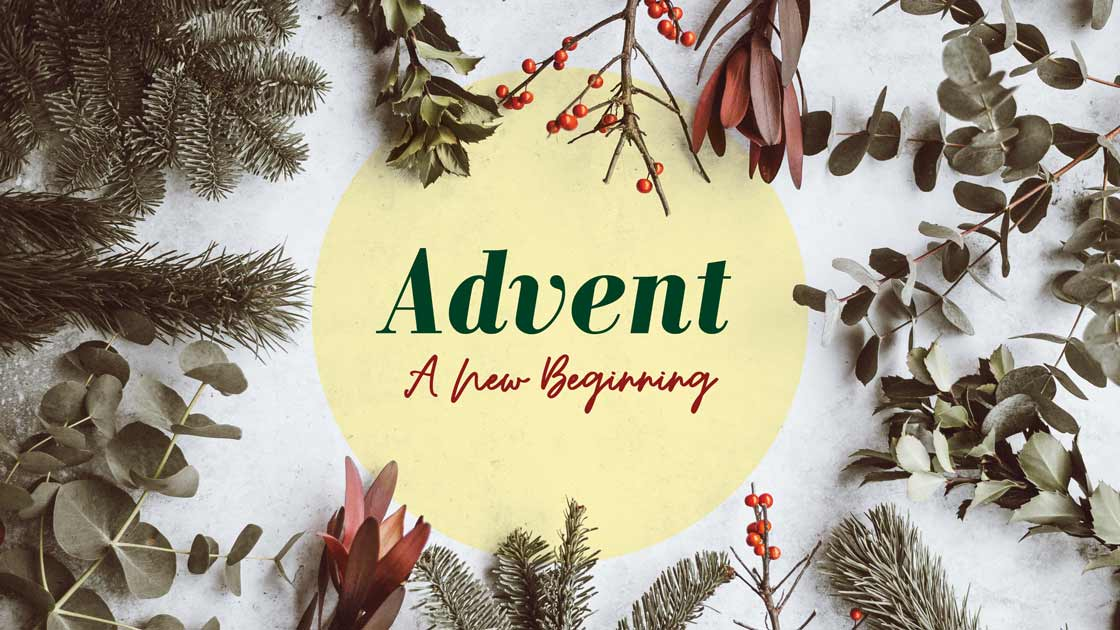Advent: A New Beginning
